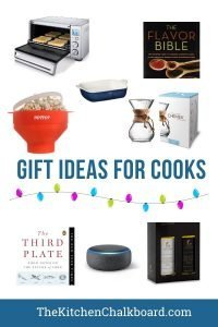 Gift Ideas for Cooks