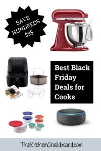 Best Black Friday Deals for Cooks