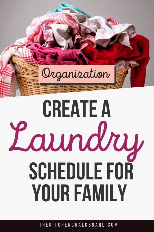 How to create a laundry system