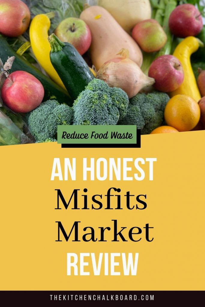 Misfits Market Review 2021 Pin