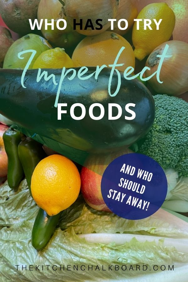 An Honest Imperfect Foods Review Pin