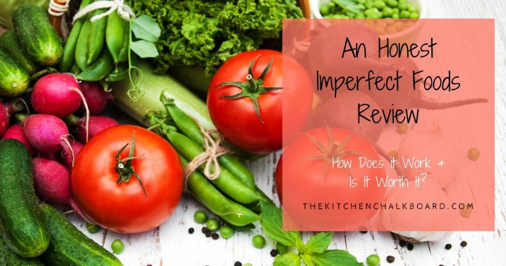 An Honest Imperfect Foods Review 2021